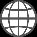 Illustrierter Kreis mit Linien, Icon im Bereich Karriere für Spesenausgleich bei AutOptik.