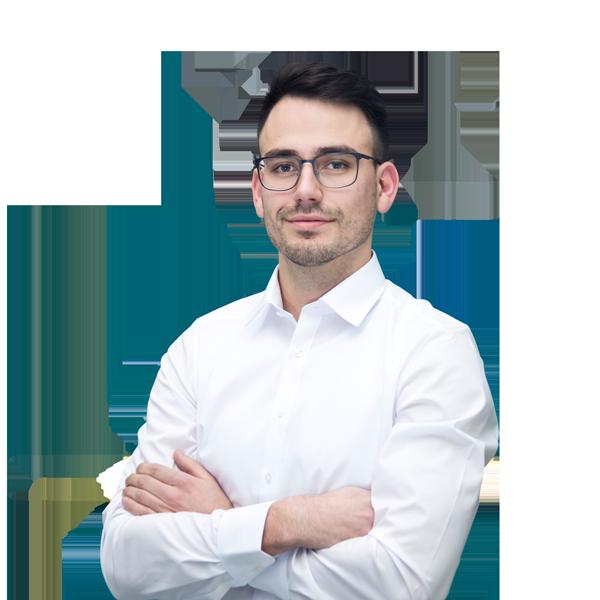 Roman Gerstner, Geschäftsführer von AutOptik und Ansprechpartner im Bereich Firmenservice für Autohäuser, Versicherungen und Gewerbekunden.